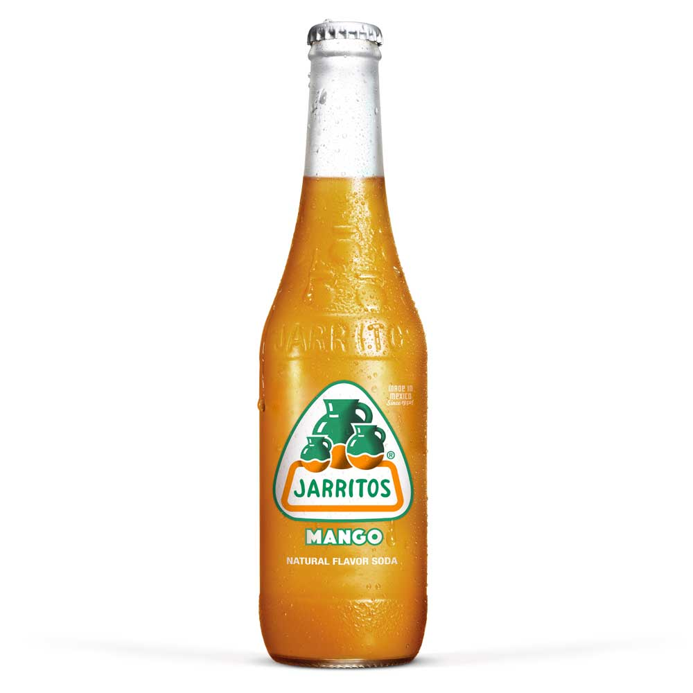 Refresco sabor mando, jarritos