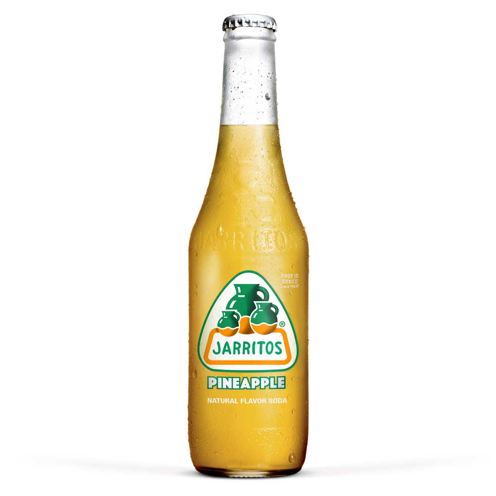 refresco sabor piña jarritos