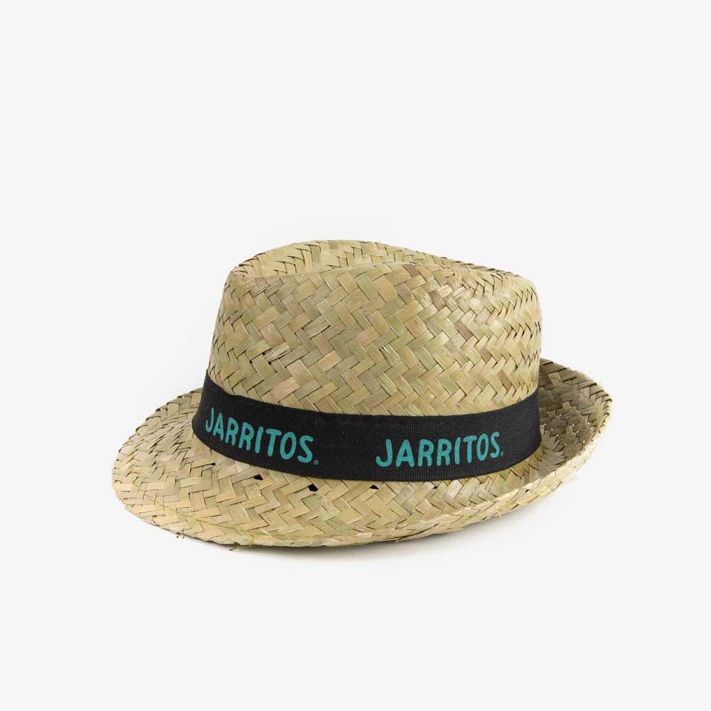 sombreo de paja jarritos