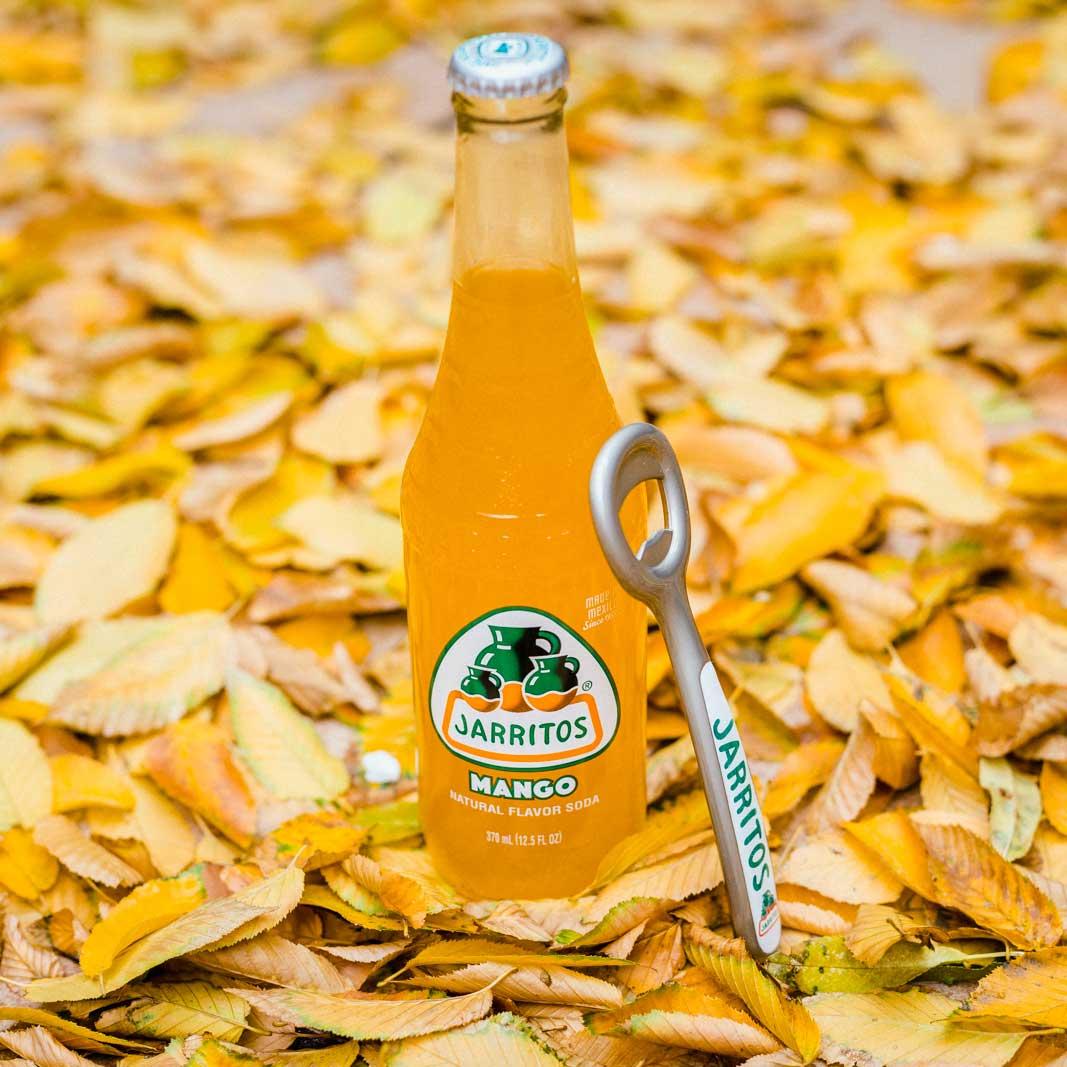 refresco sabor mango